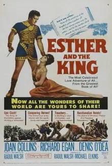 Poster do filme Esther e o Rei