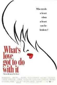 Poster do filme Tina - A Verdadeira História de Tina Turner