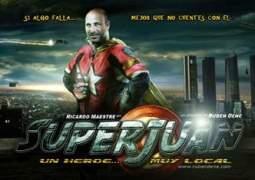 SuperJuan el héroe español.