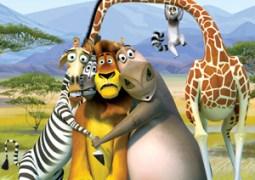 Madagascar 3: De marcha por europa.