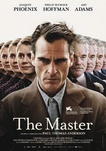 Póster de The Master.