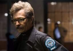 "Nueva serie de TV ""Gotham"", comisario Gordon."
