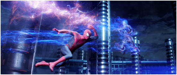 The Amazing Spiderman 2: El poder de electro, primer Trailer