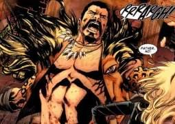 Kraven uno de los villanos de Spiderman