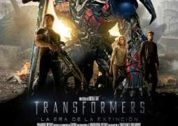 Transformers: La era de la extinción arrasa en su estreno en cines