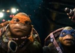 Las Tortugas Ninjas dan una paliza a Los Mercenarios