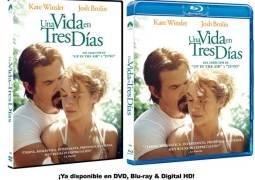 Vídeo featurette en exclusiva de Una vida en tres días, ya en Blu-ray y DVD