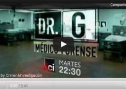 Doctor G, Médico forense