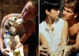 Escenas más románticas del cine hombre y perro