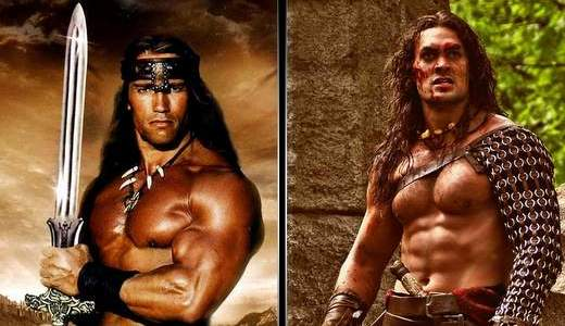 Especial Remakes de cine, Conan el Bárbaro