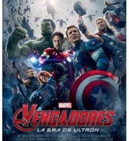 Póster de Los Vengadores: La era de ultrón