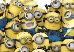 La Taquilla pinta de amarillo con Los Minions
