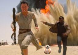 Star Wars: El despertar de la fuerza arrasa en la Taquilla USA y firma el mejor arranque de la historia