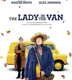 Póster de The Lady in the van
