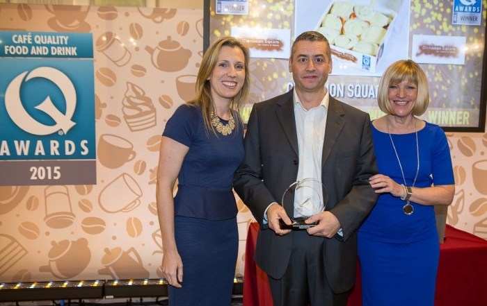 Quality food and drink awards