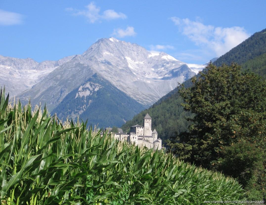 Dolomiti, Valle Aurina, Campo Tures