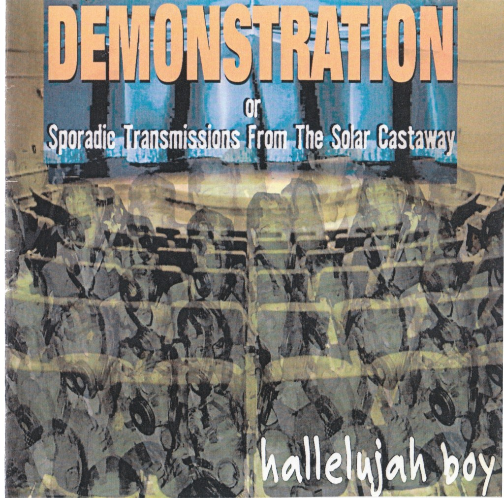 demonstration, hallelujah boy, circuit breaker records