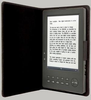 LG rende eco un e-book reader Sony
