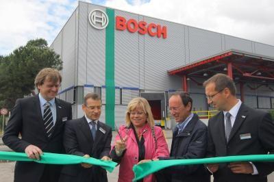 Bosch, un passo avanti verso la produzione eco-sostenibile