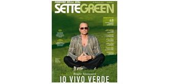 """Scelta editoriale """"green"""" per Il Corriere della Sera"""