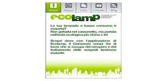 Lampade a risparmio energetico: un'applicazione ti aiuta a riciclarle