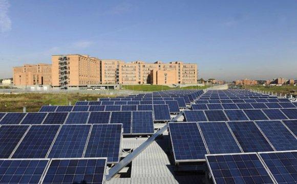 Le caserme italiane si alimentano grazie all'energia rinnovabile