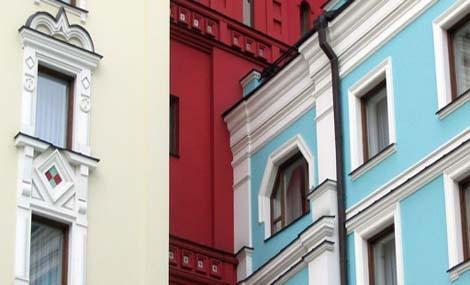 Oikos, la città del colore sensibile