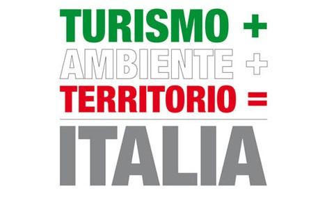 Turismo + ambiente + territorio = Italia
