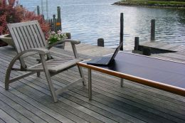 Sun Table, il tavolo a energia solare che ricarica il tuo PC
