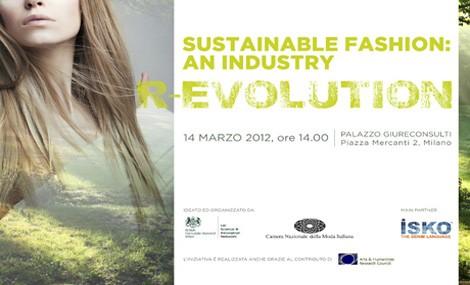 Sustainable Fashion, la rivoluzione della moda