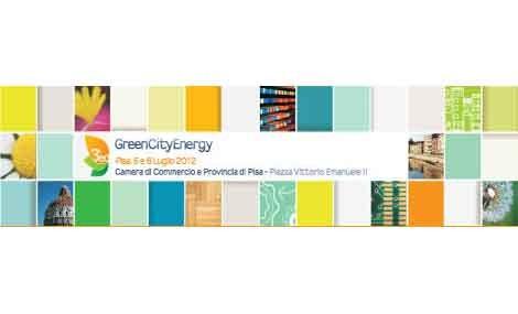 Green City Energy, a Pisa il convegno dedicato allo sviluppo sostenibile