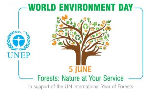 5 giugno 2012, Giornata Mondiale dell'Ambiente