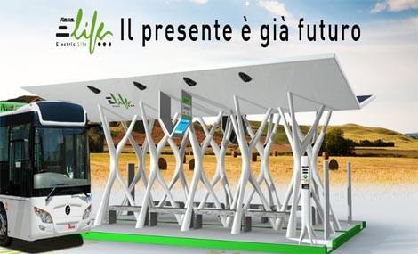 Rama E-Life, la rivoluzione degli autobus elettrici