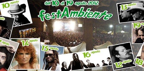 (R)Estate con Festambiente, in scena il festival più eco dell'estate!