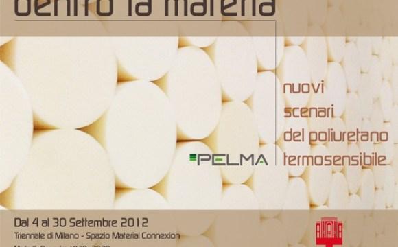 La Triennale di Milano dedica un'esposizione a Thermofresh il materiale che assorbe calore