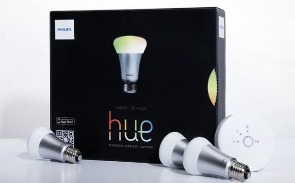 E' Philips hue la nuova illuminazione a led di casa