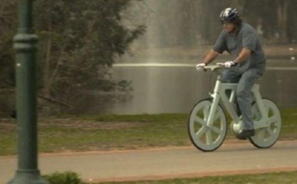 La bicicletta di cartone e le nuove frontiere dell'eco-sostenibilità