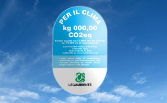Impronta ambientale dei prodotti? Ci pensa Legambiente!