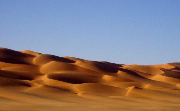 Il sole del Sahara arriva in Italia