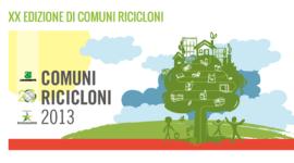 Comuni ricicloni: premiazione 2013