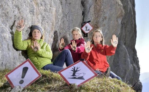 L'ecodecalogo di Greenpeace per feste green