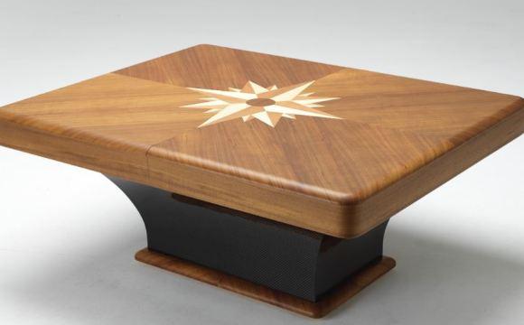 Made in Italy & High Tech per un tavolo EXTEN