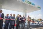 Padova: Liquimet apre all'Interporto il primo distributore italiano mono-fuel pubblico di LNG