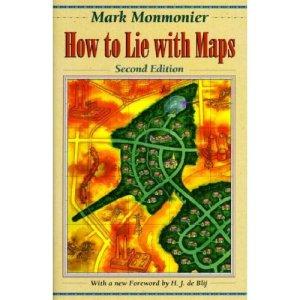 Bagaimana Berbohong dengan Peta