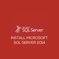 Lab: Part 9 - Install Microsoft SQL Server 2014 (Dedicated)