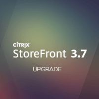 Lab: Part 25 - Upgrade to Citrix StoreFront 3.7