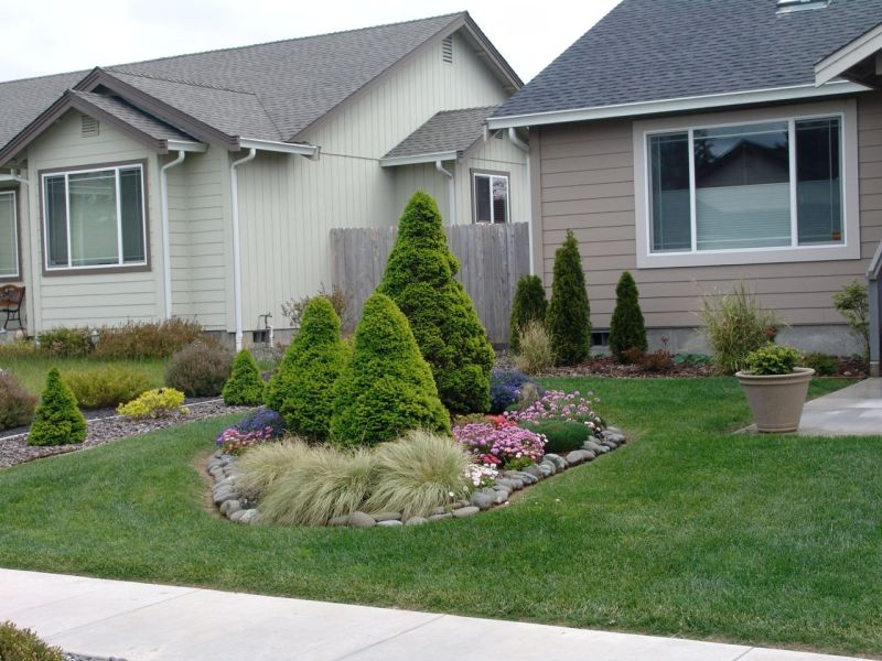 Large Of Island Landscaping Ideas