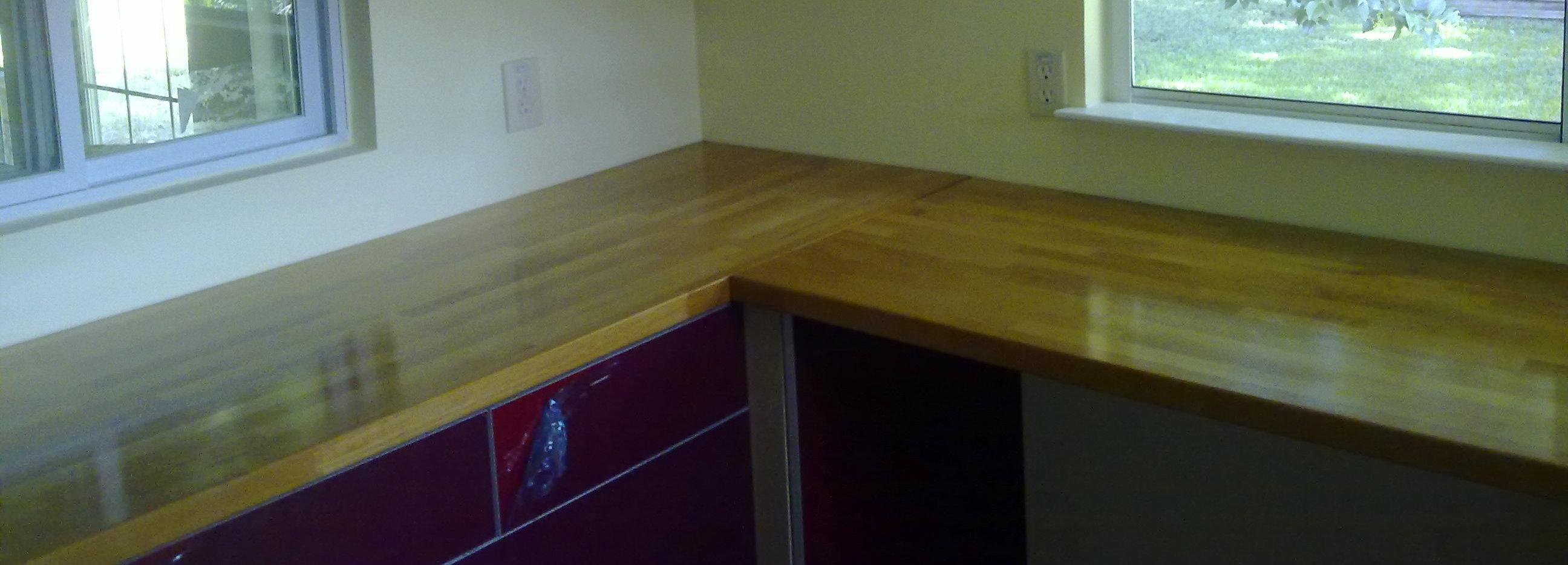 sick my butcher block countertops 2 butcher block kitchen countertops Sick of my butcher block countertops