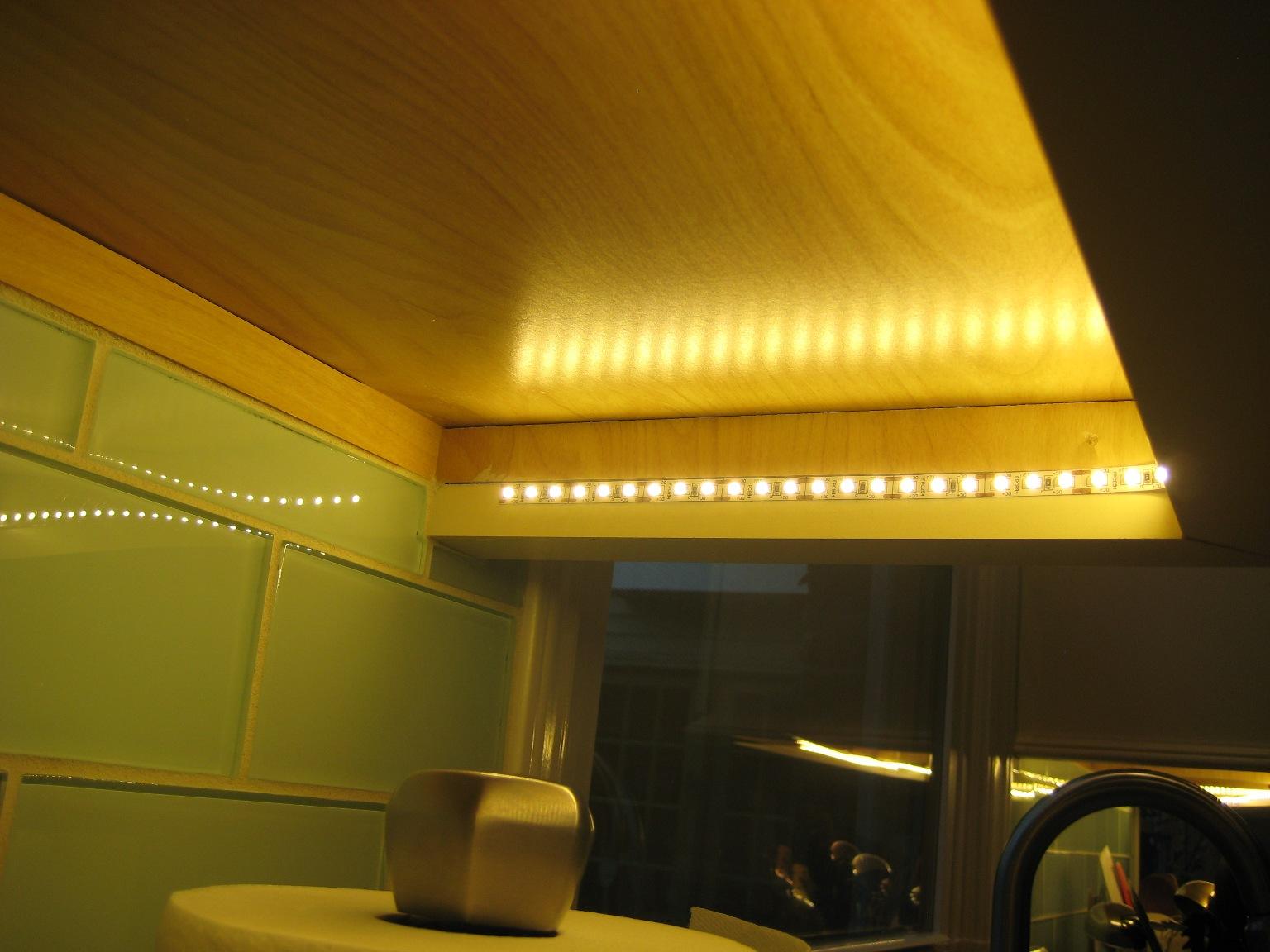 kitchen under cabinet lighting anyone added 2 kitchen cabinet lighting img Kitchen under cabinet lighting anyone added