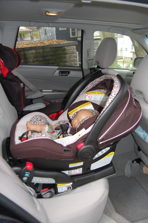 Medium Of Graco Click Connect Car Seat